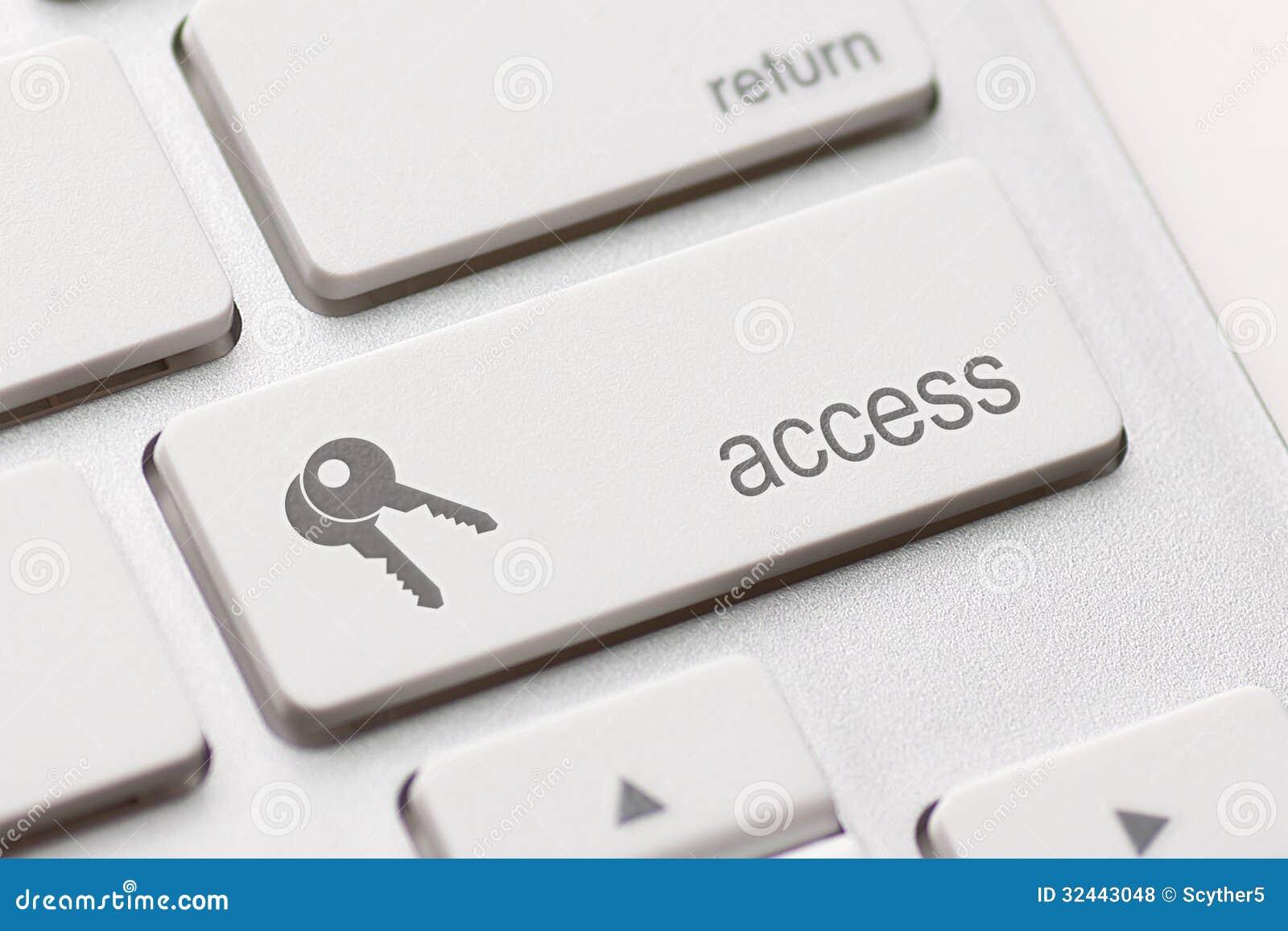Access Enter Key Royalty Free Stock Photos - Image: 32443048