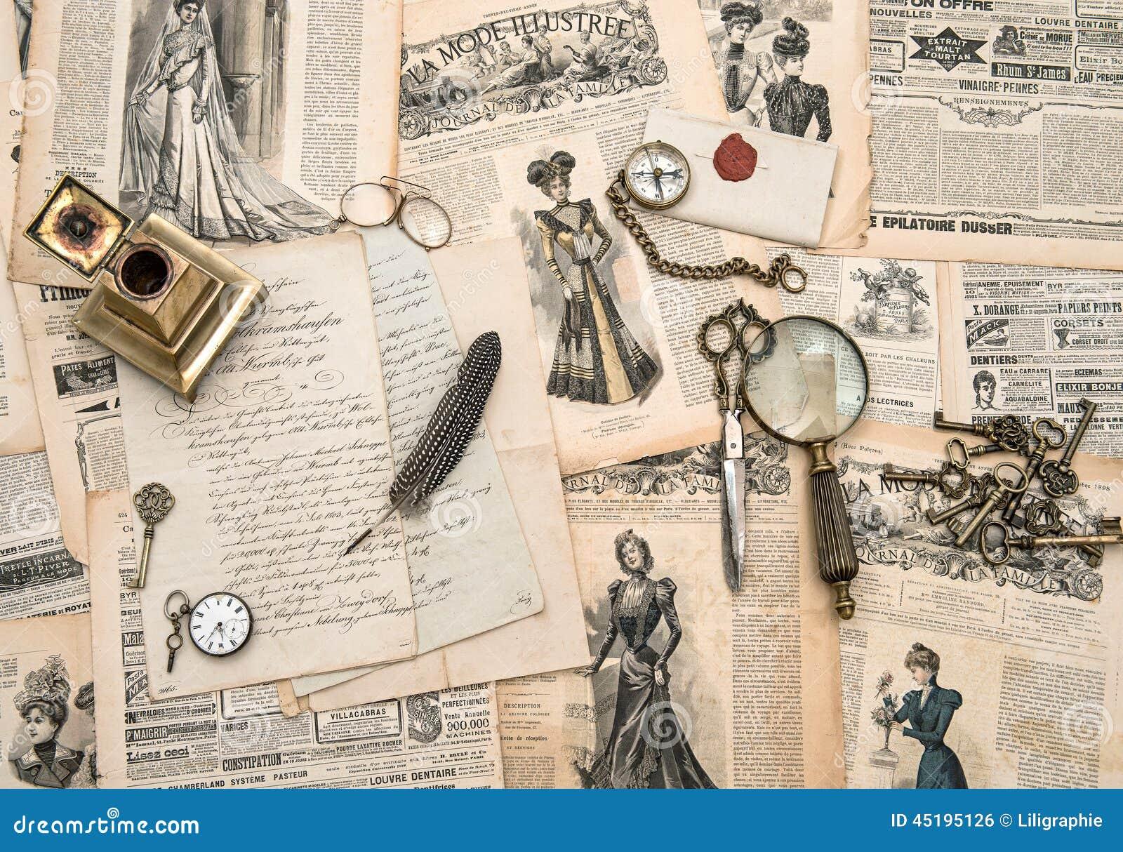 1898 Antique Magazine Article, Stuttgart, Germany. 34 illustrations