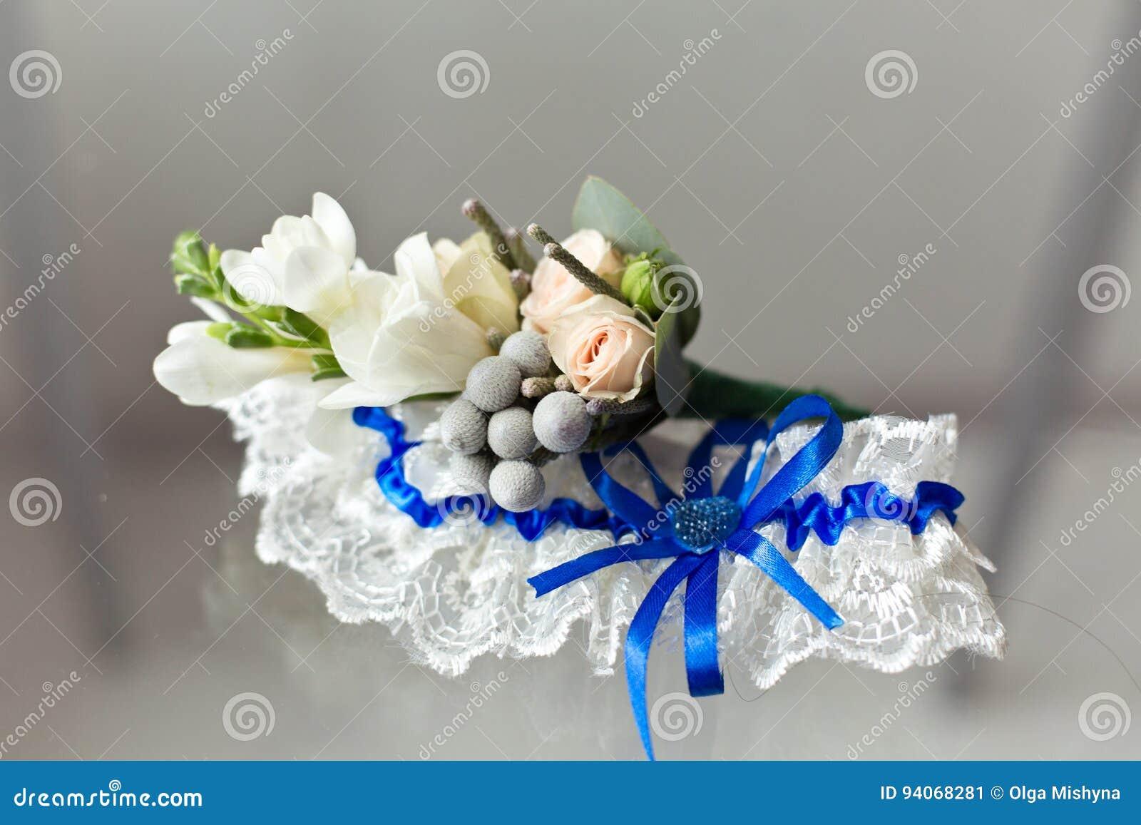 Accessori di nozze: Giarrettiera del ` s della sposa