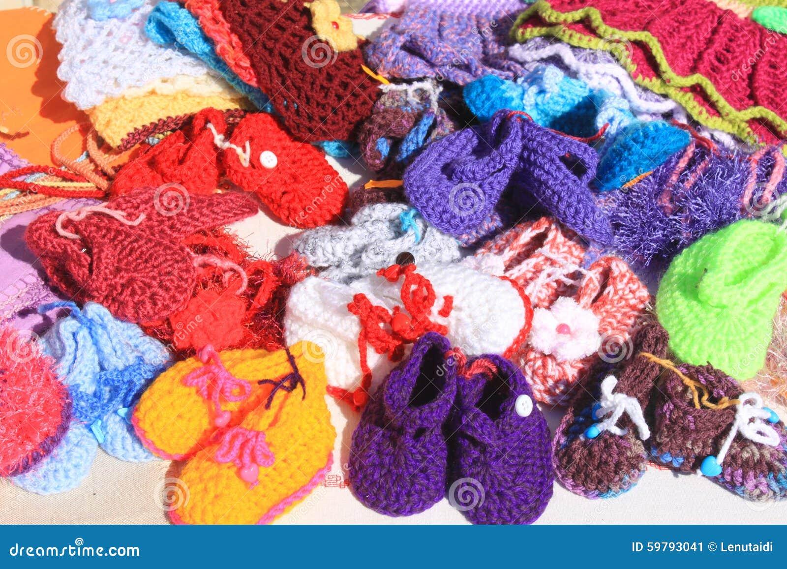 Accessori per il vestiario dei bambini immagine stock for Accessori per neonati