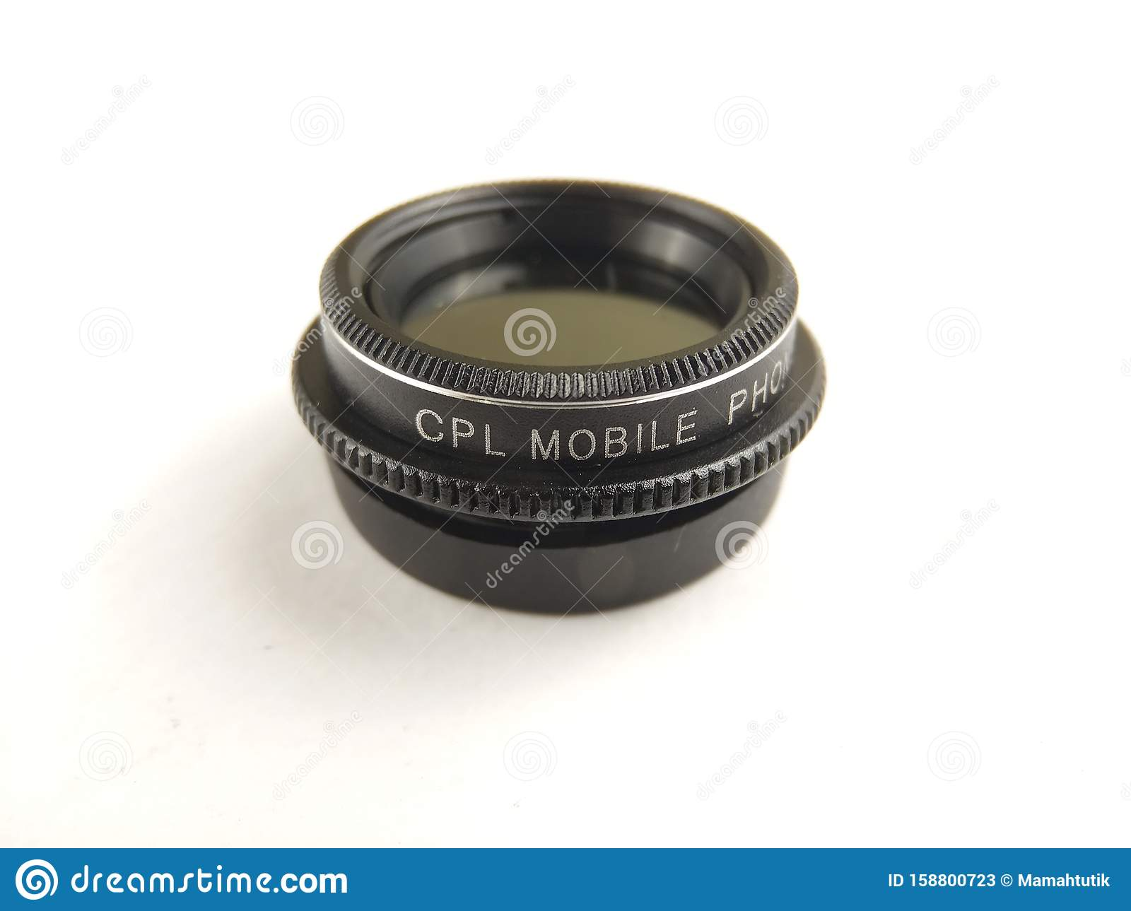 Close Up Accessories for Mobile Phone Photography, CPL, Circular Polarizer