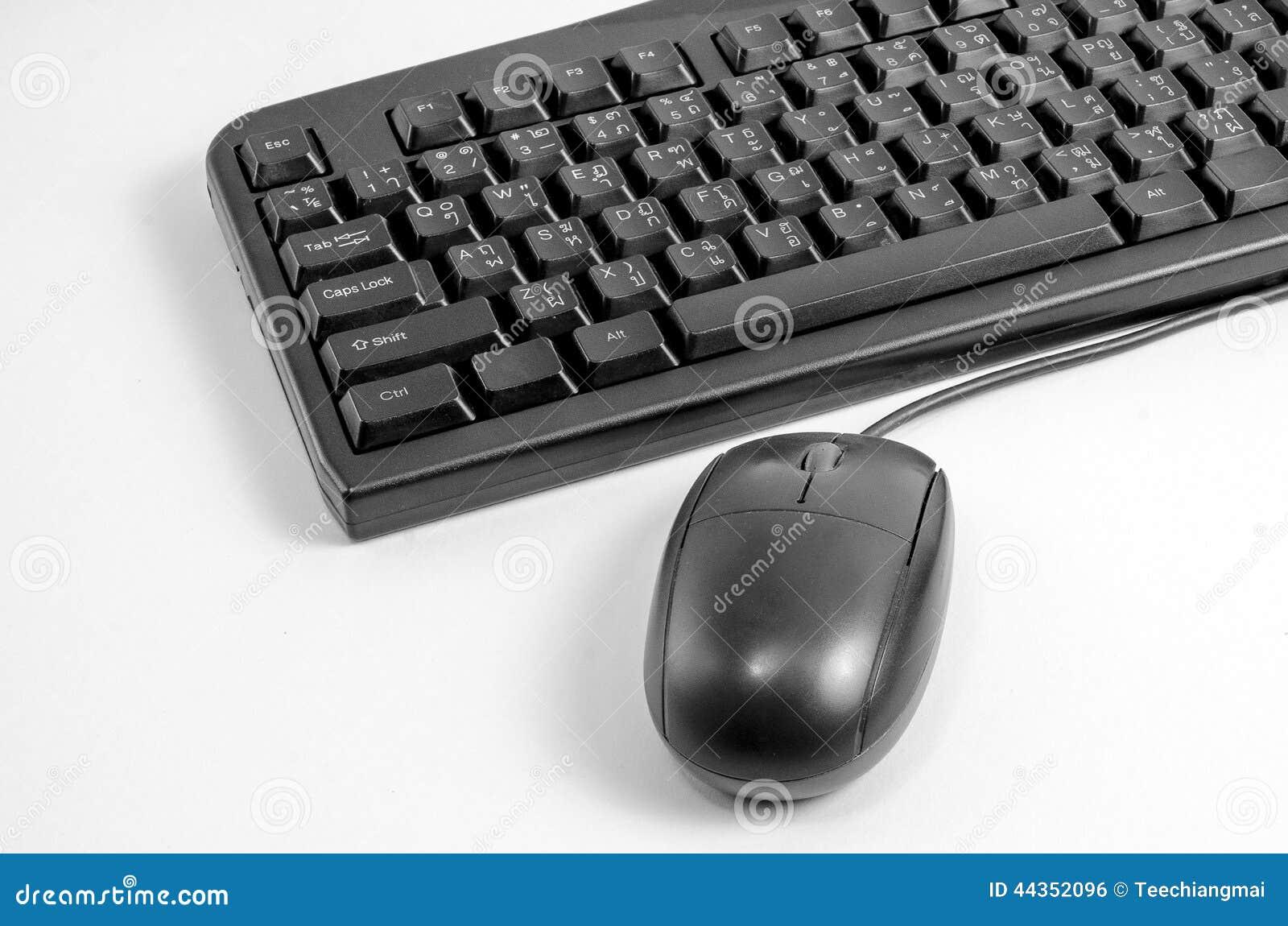 Accessorio della tastiera del topo del computer