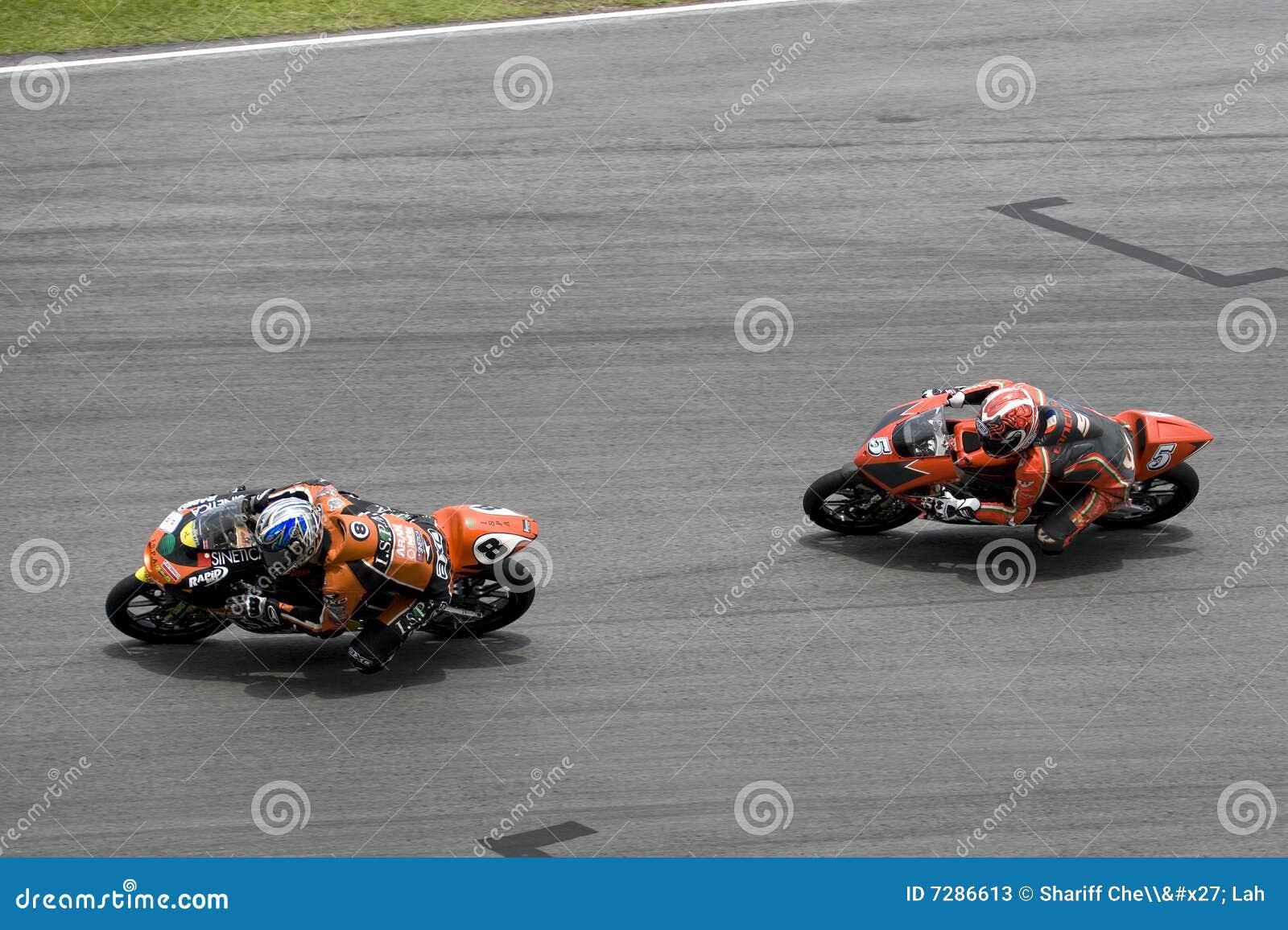 Acción que compite con de Motogp 125cc