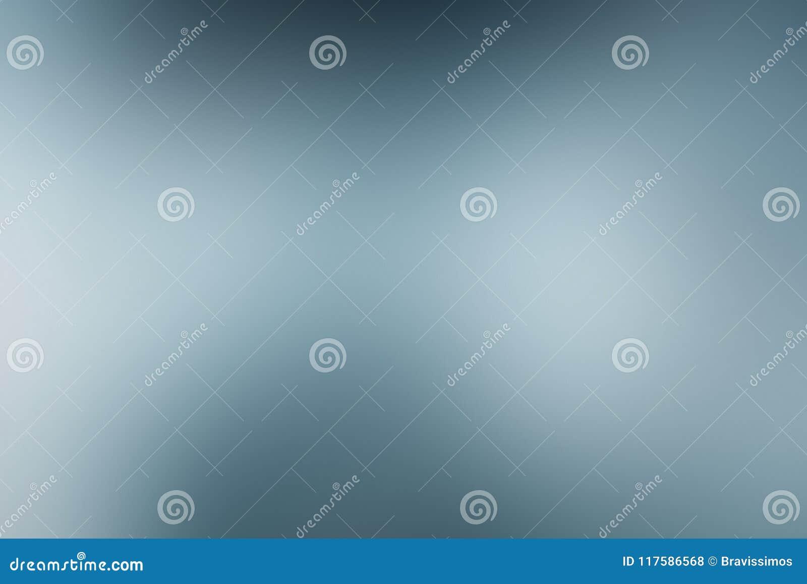 Acciaio astratto del fondo di pendenza, metallo, freddo, duro, grigio, blu, ruvido con lo spazio della copia