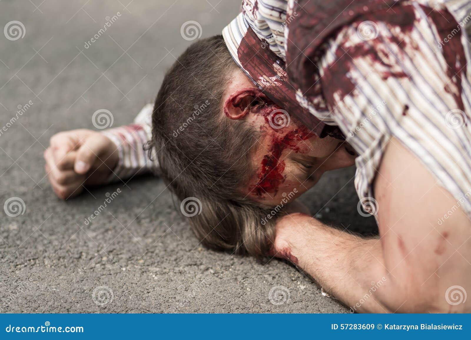 Accident d attaque terroriste