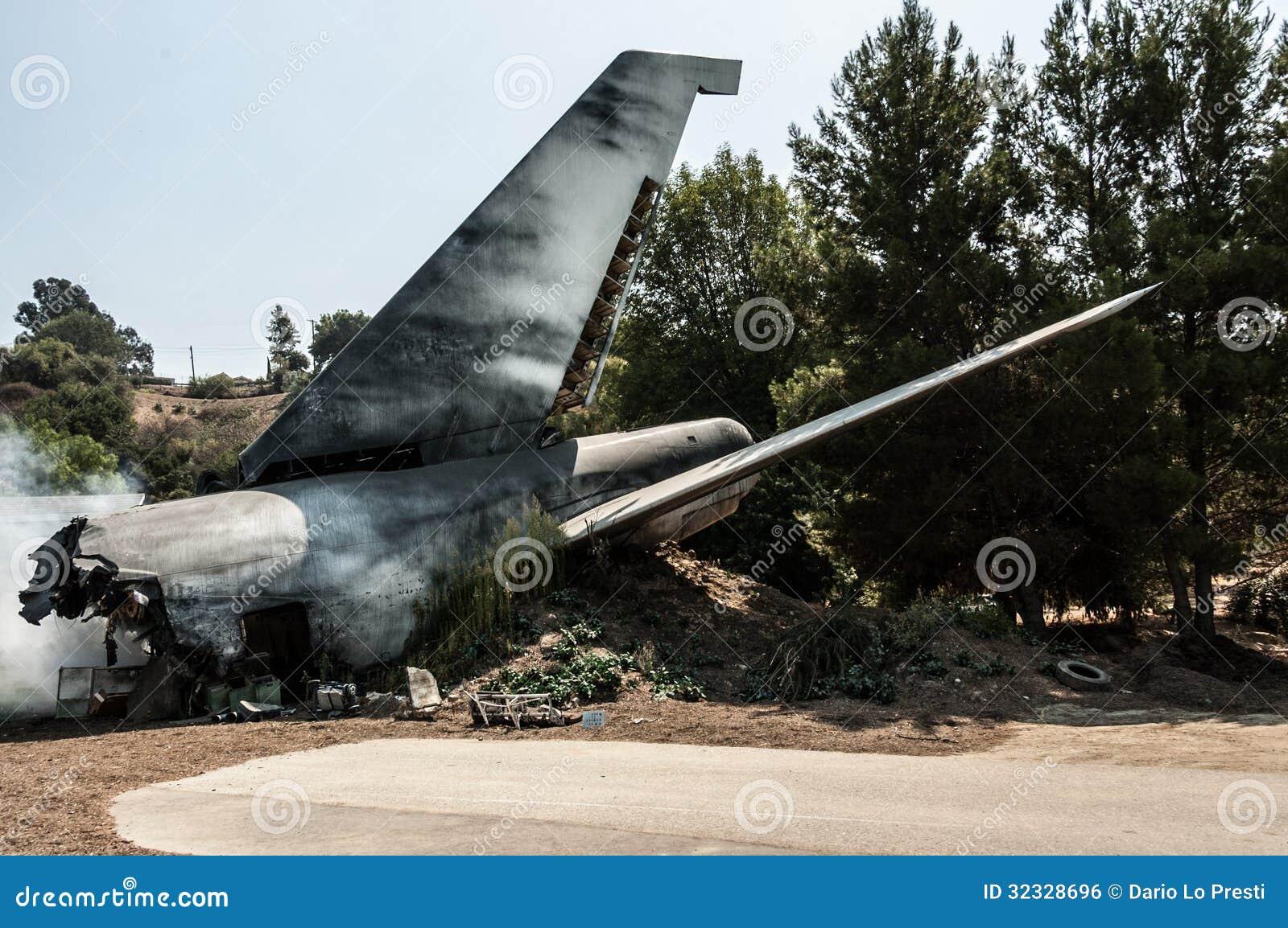 Accident d avion