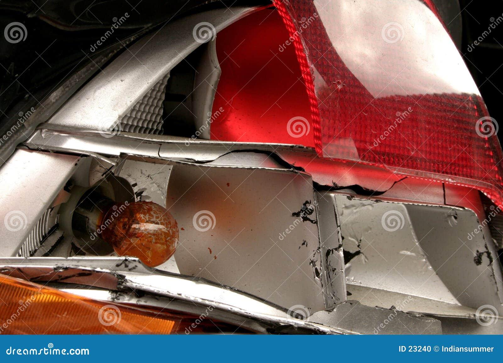 After accident V