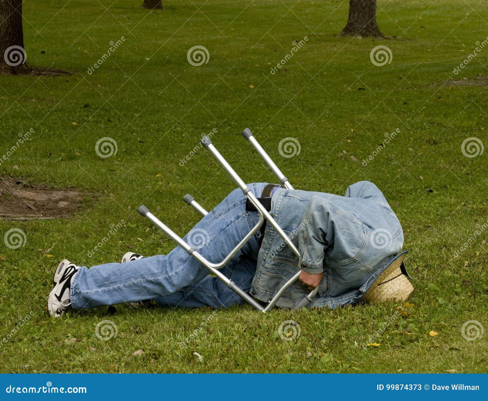 Accidente con un caminante