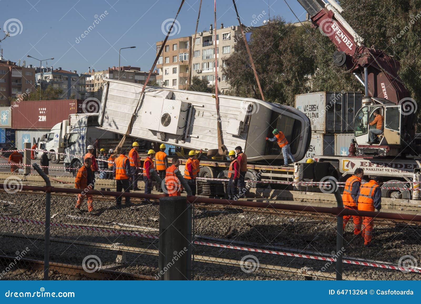 Accidente del metro