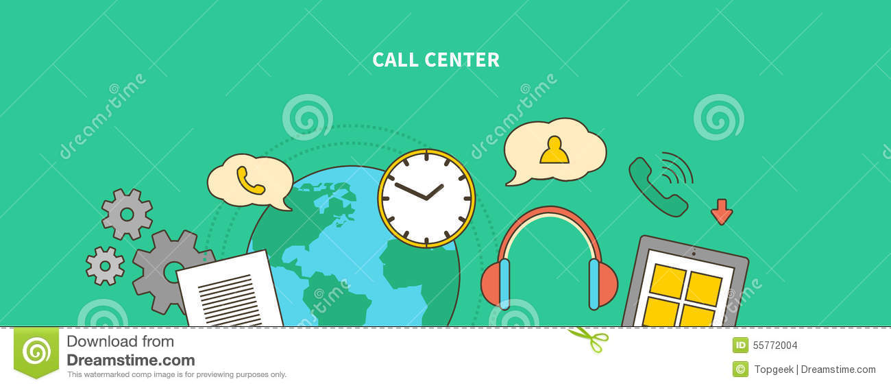 Accompanying of the Product on Market. Call Center