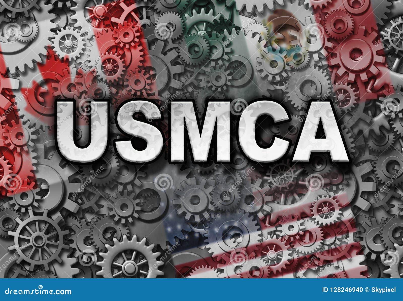 Accordo di affari di USMCA