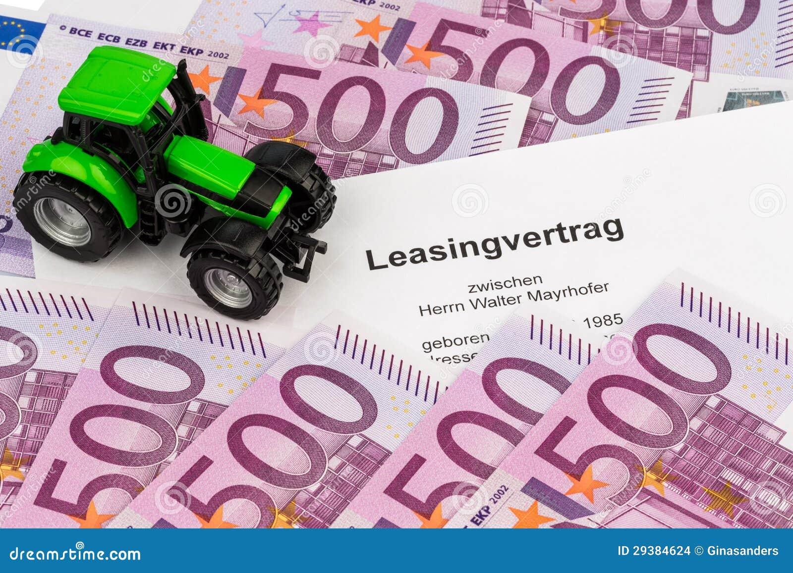 Accordo di contratto d 39 affitto per il nuovo trattore - Contratto d affitto uso foresteria ...