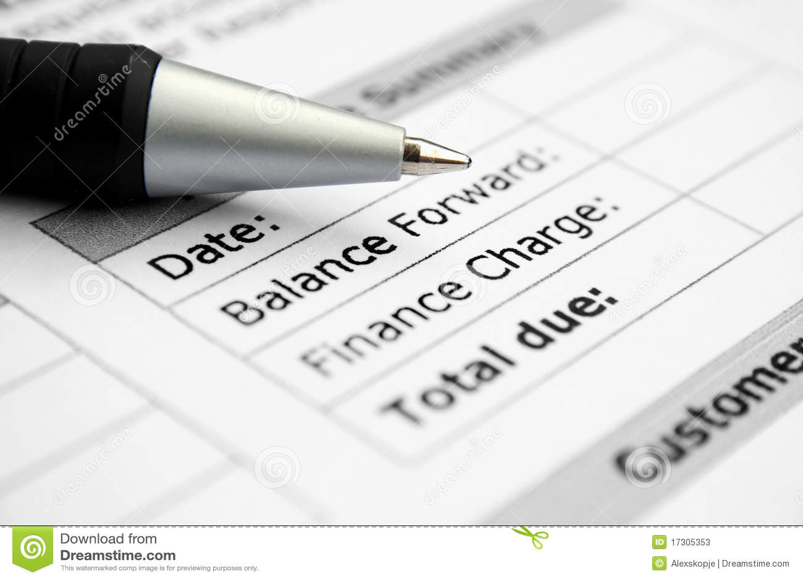 account balance stock image  image of home  credits  cash