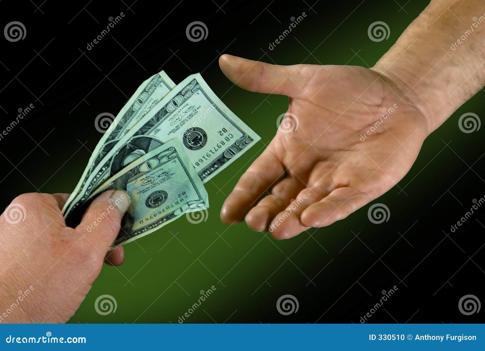 Account transaction