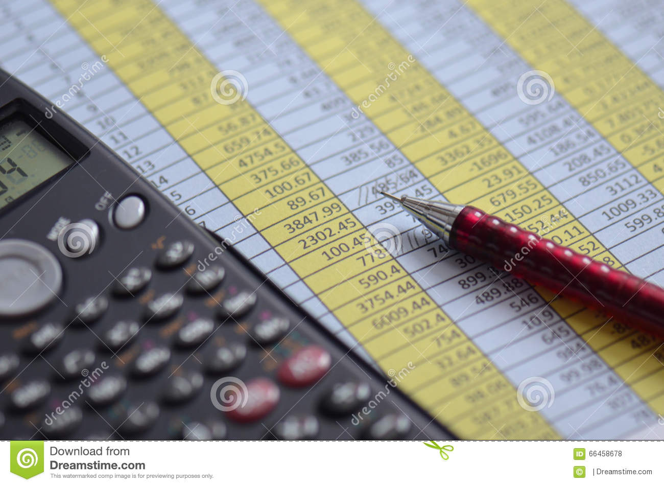 Accountancy (accounting manual data verification)