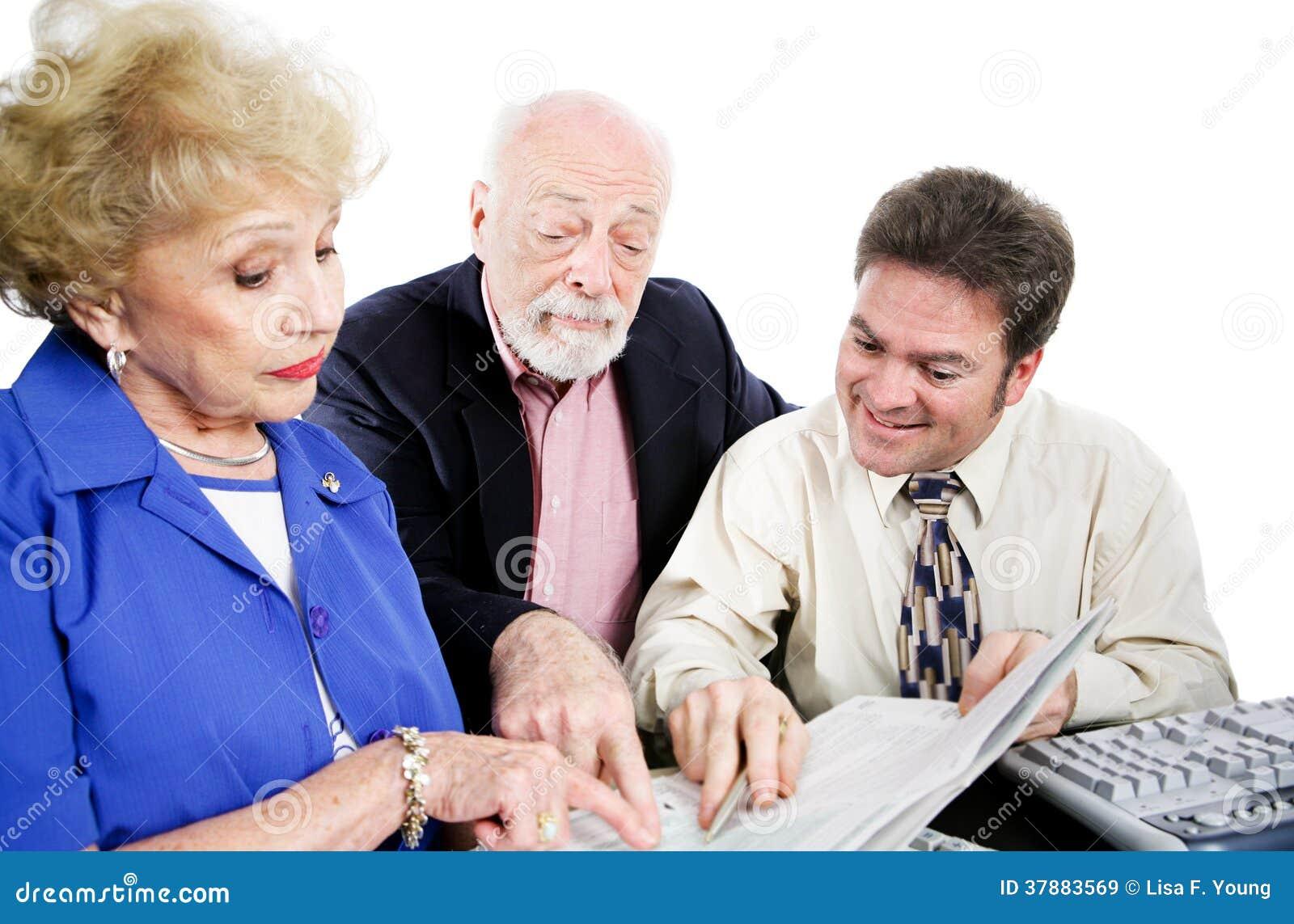 Accountant met Hogere Cliënten
