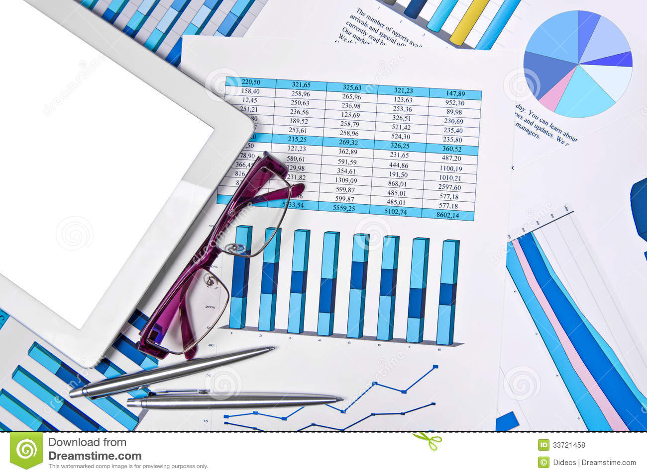 Accounting Business Concept Royalty Free Stock Photos ...