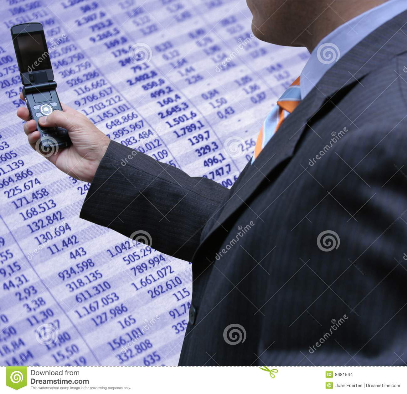 accounting and technology stock images image 8681564