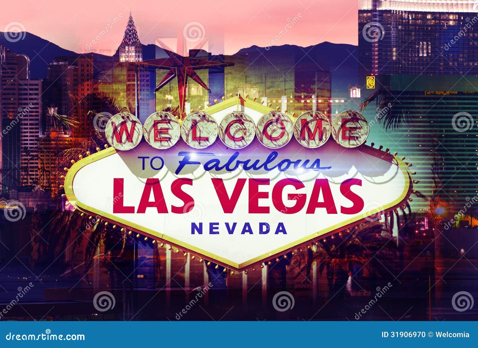 Accueil à Las Vegas