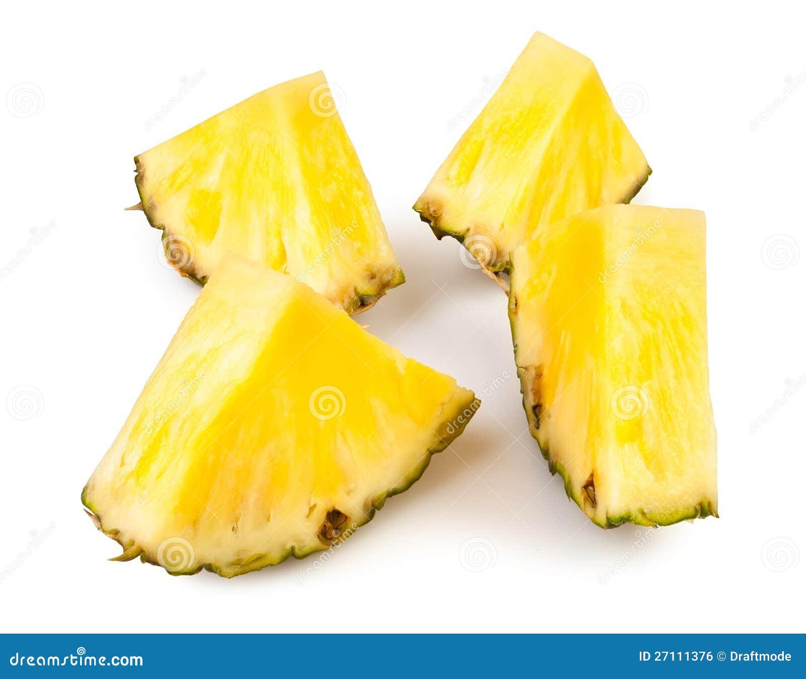 Accumulations d ananas