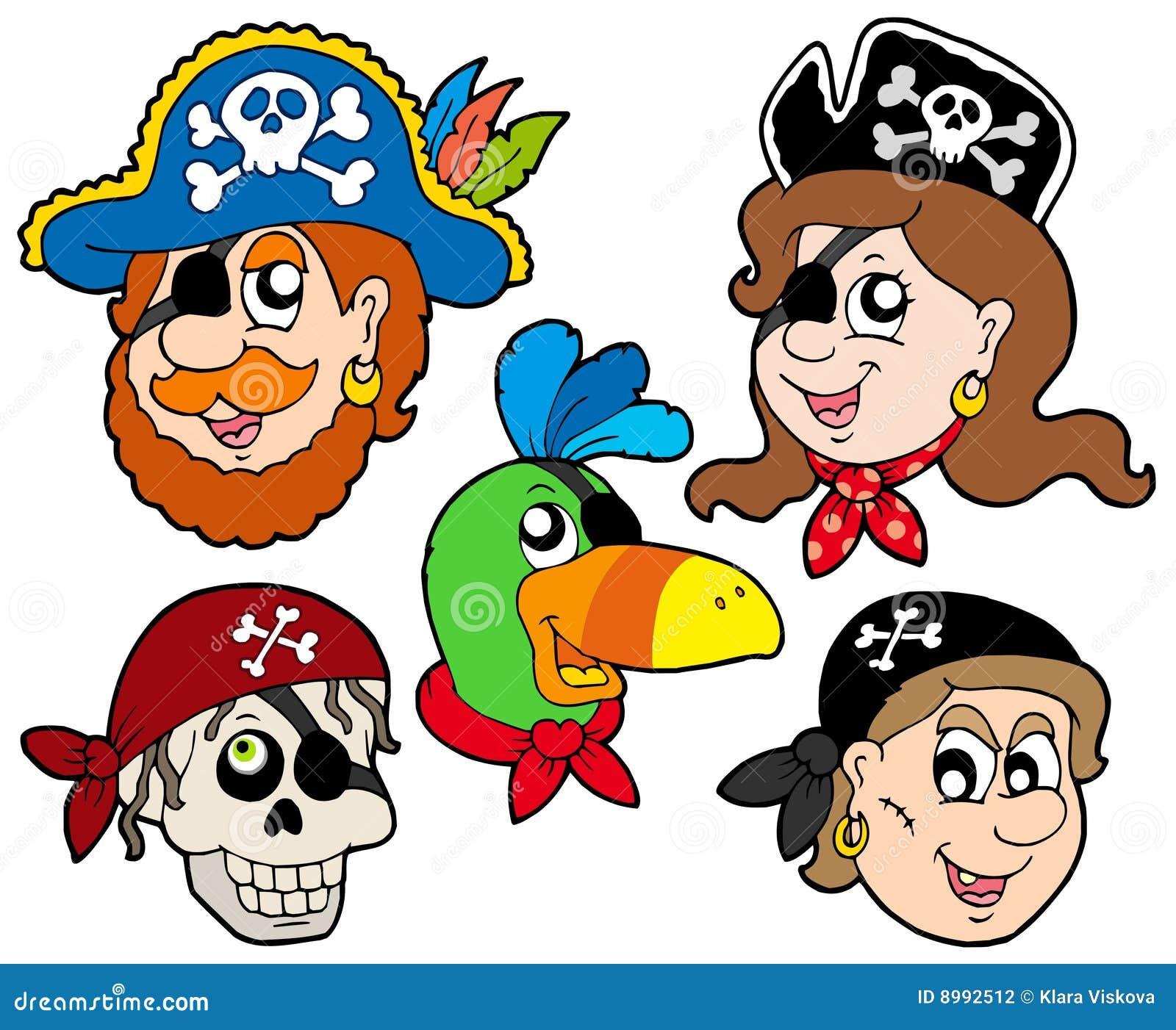 Accumulazione dei caratteri del pirata
