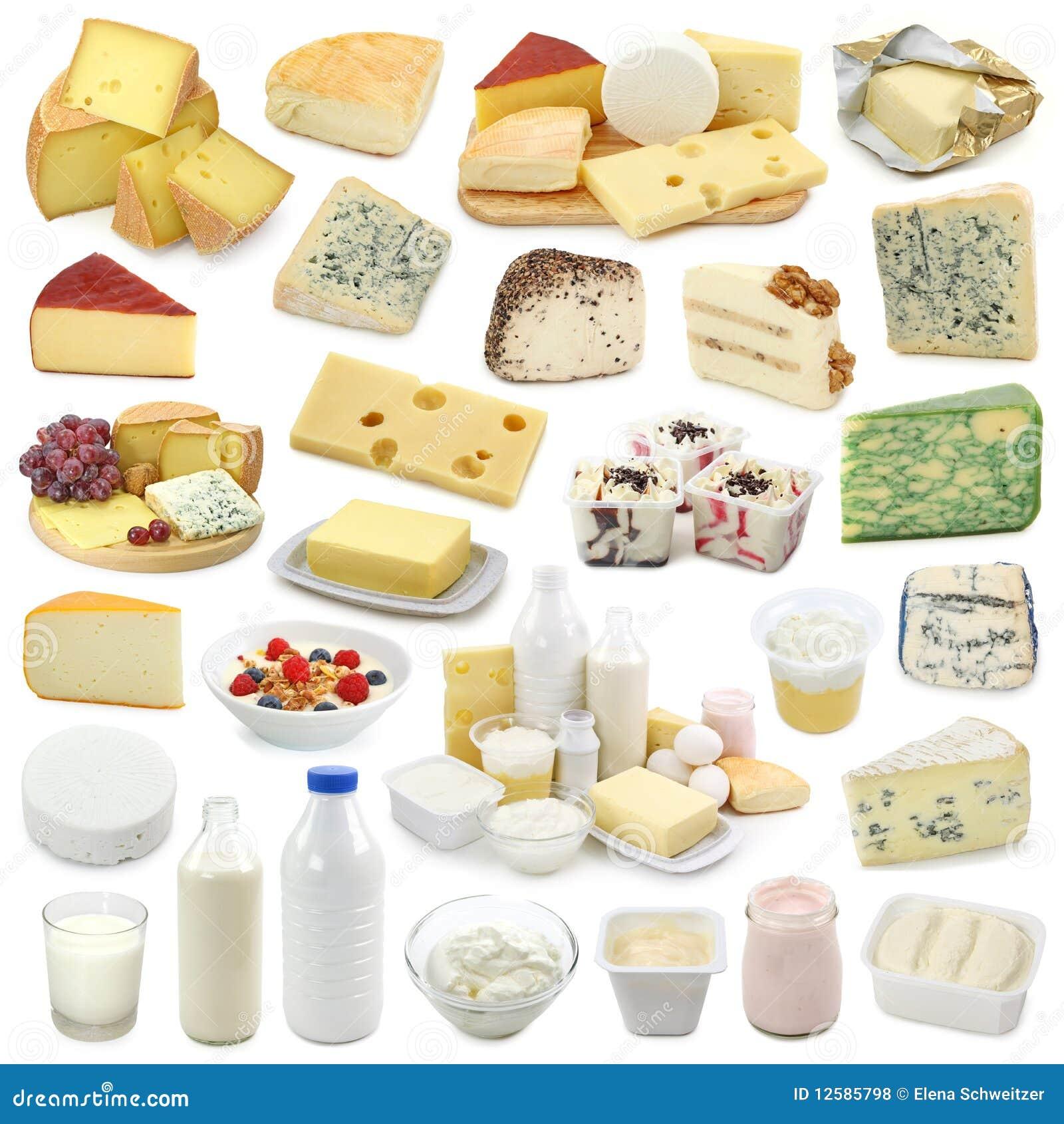 Accumulazione dei prodotti lattier-caseario