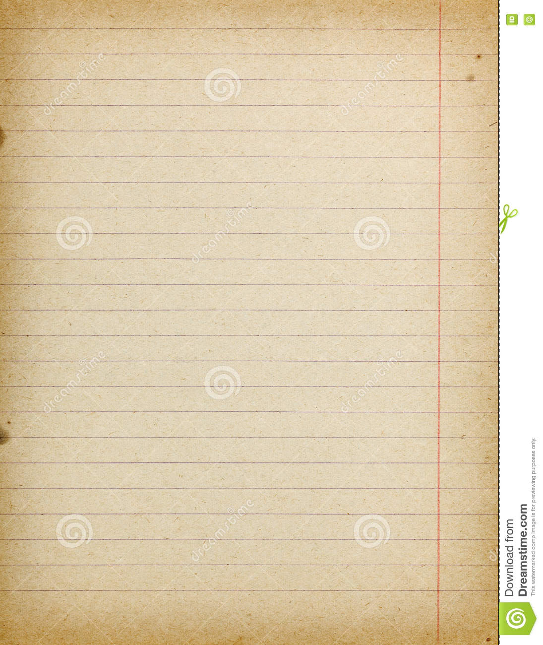Wallpaper Lined Paper: Vintage Lined Paper Background