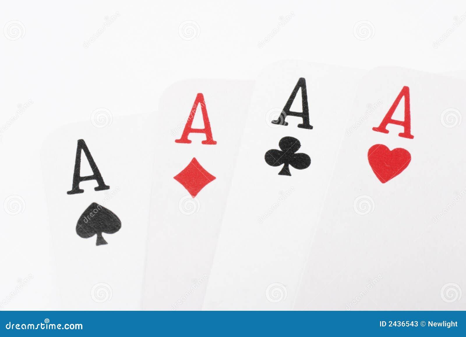 Yellow Diamonds Background Ace Cards Stock Photos...