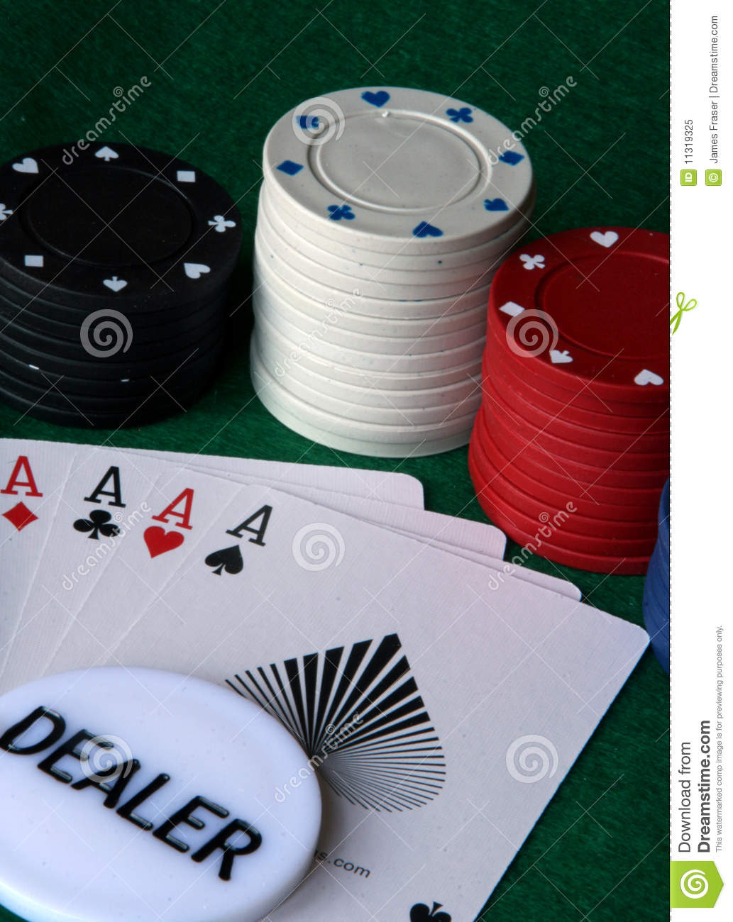 poker aces high