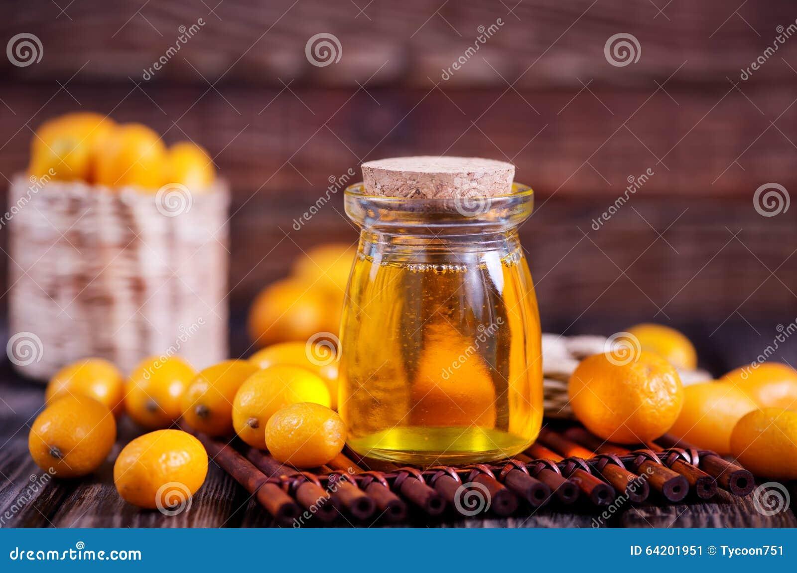 Aceite de Kumqwat
