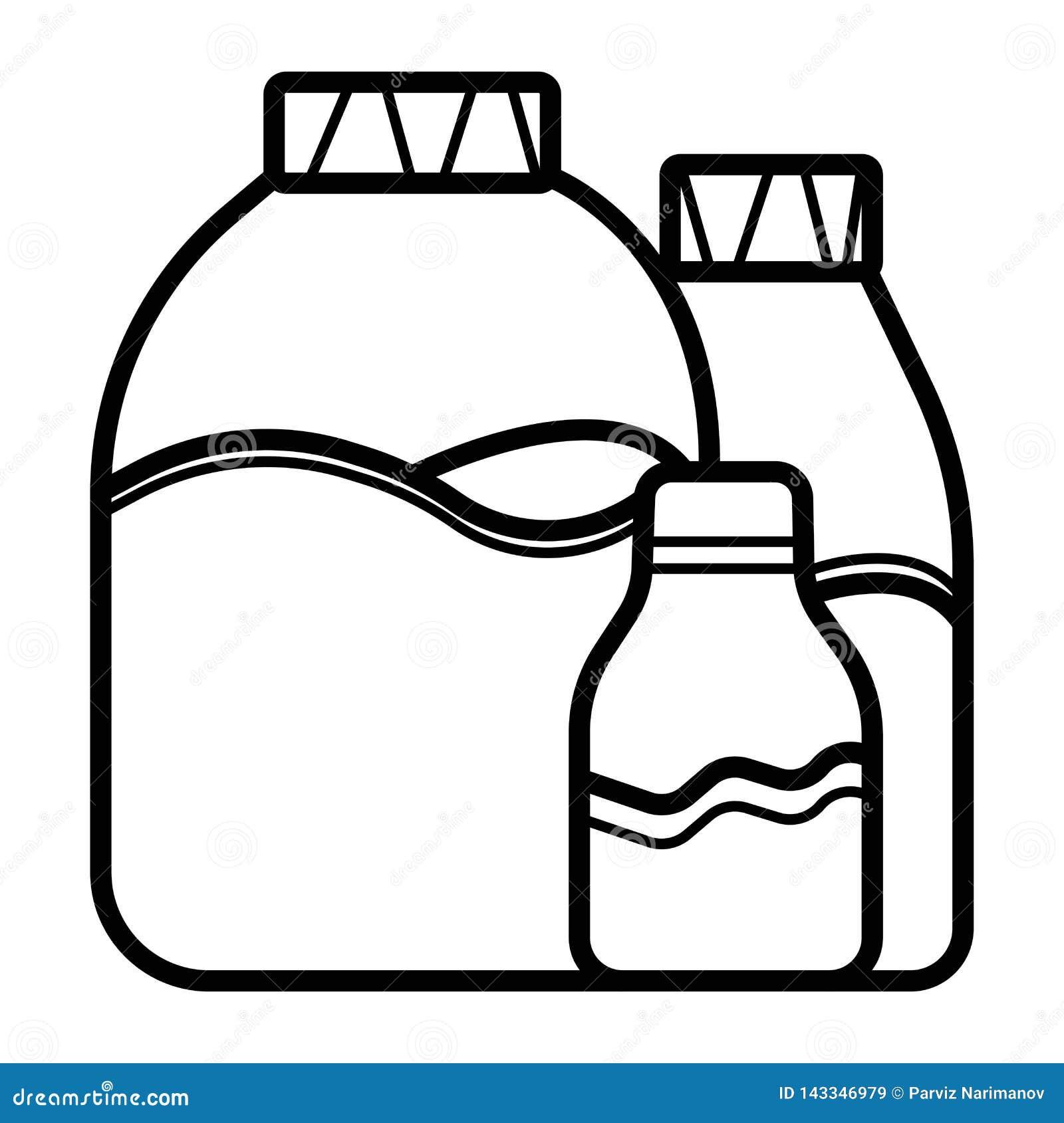 Aceite de oliva de árboles en botella y tarros con las etiquetas engomadas y los emblemas Producto vegetariano orgánico