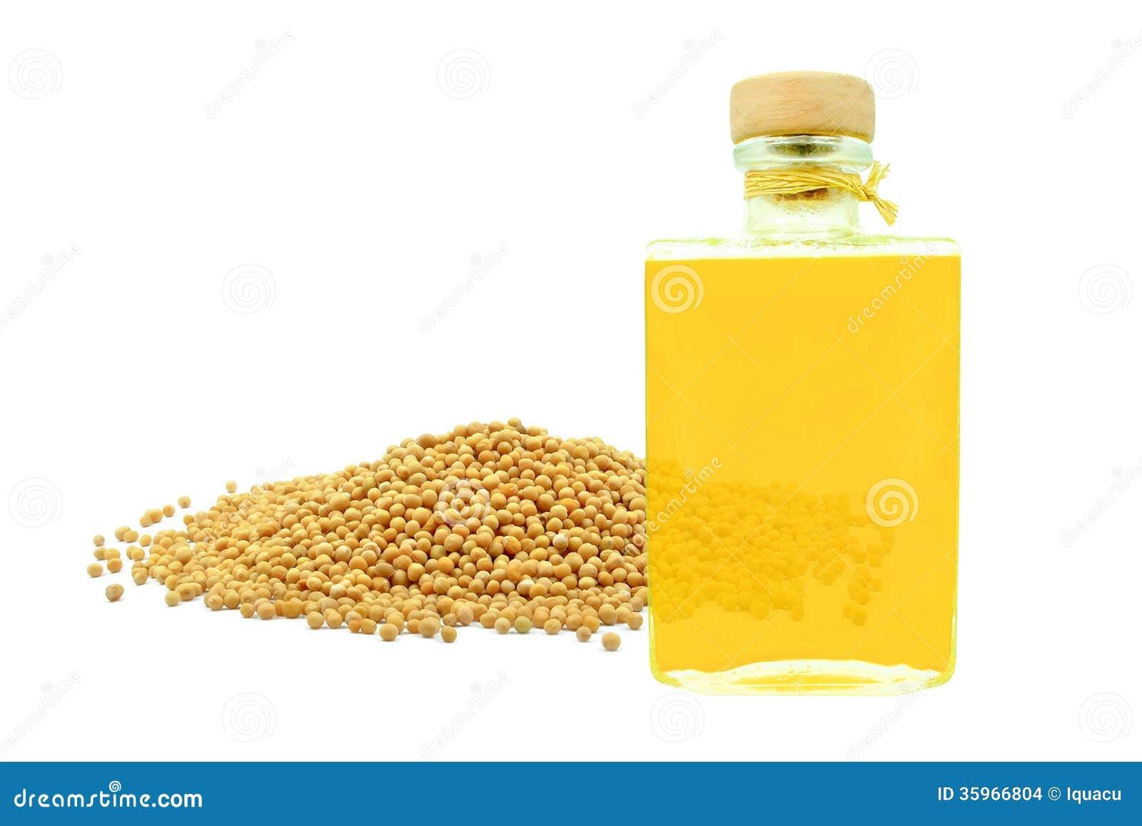 Aceite de semilla de mostaza