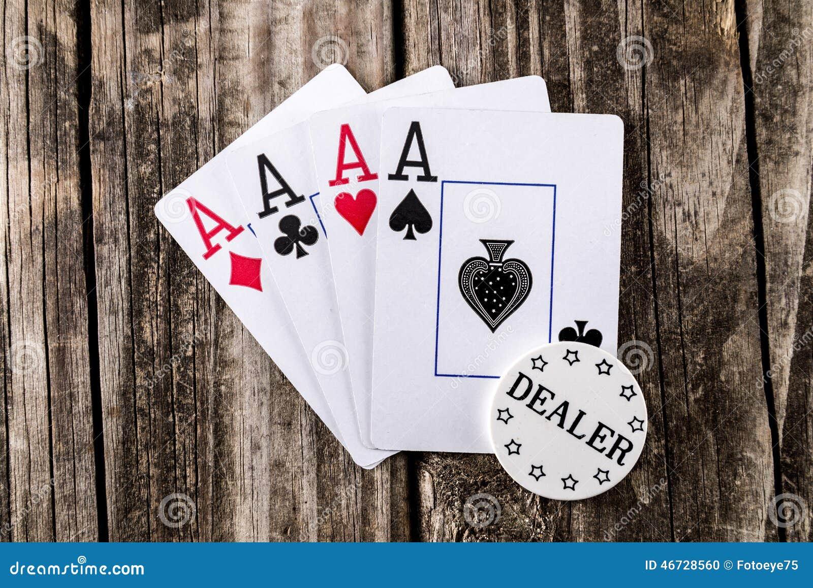 casino online poker 4 of a kind