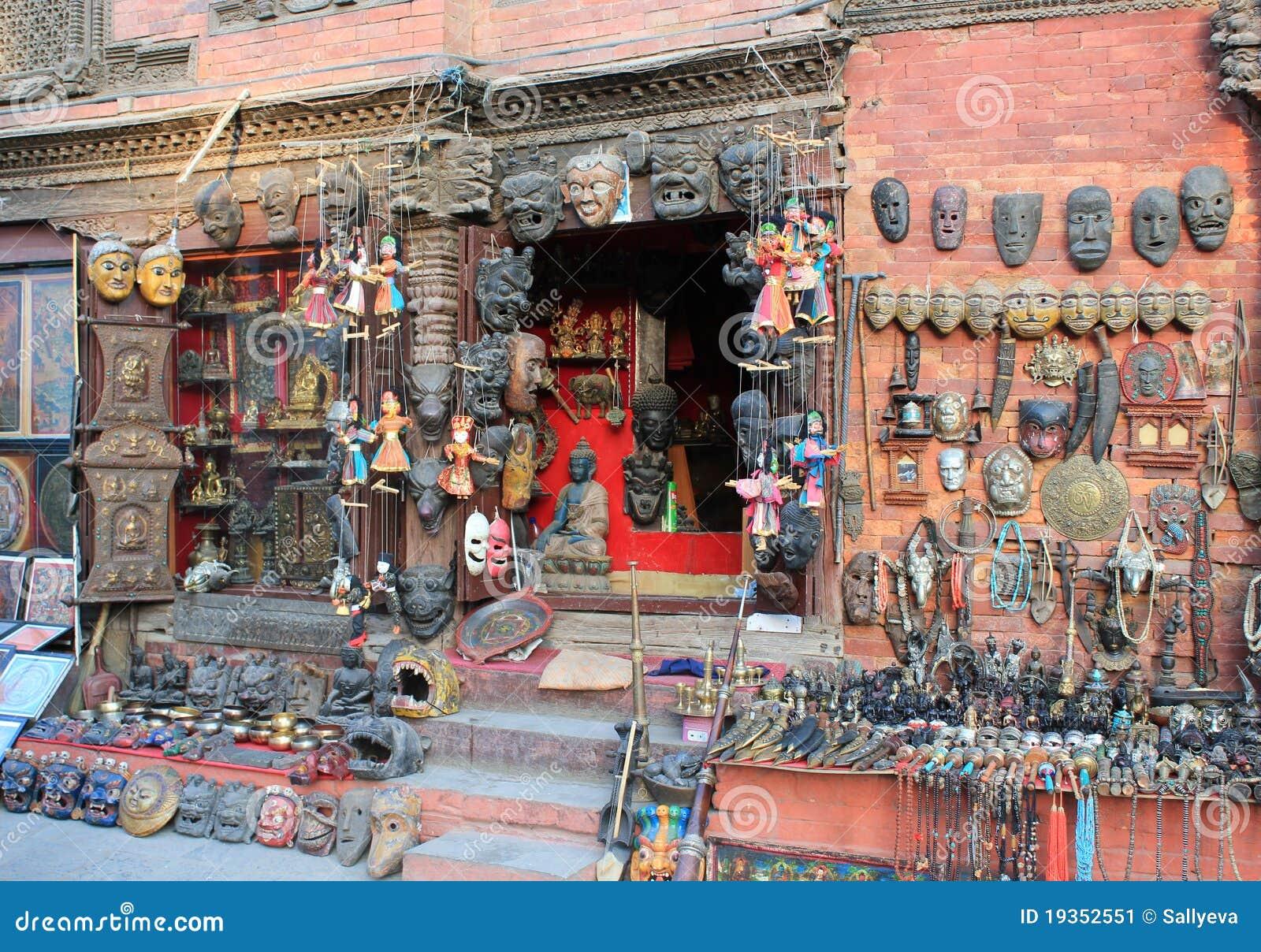 Acessórios de Nepal