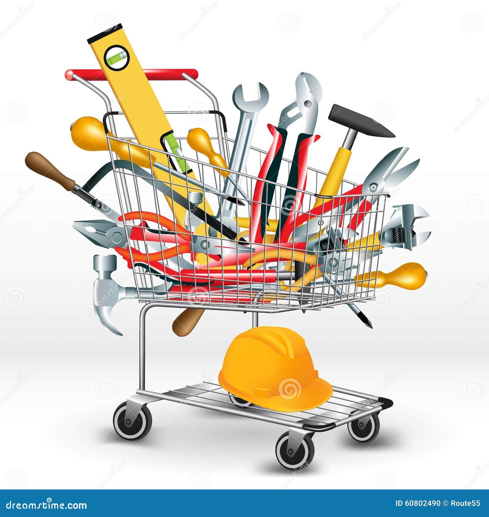 Achat d outils de bricolage