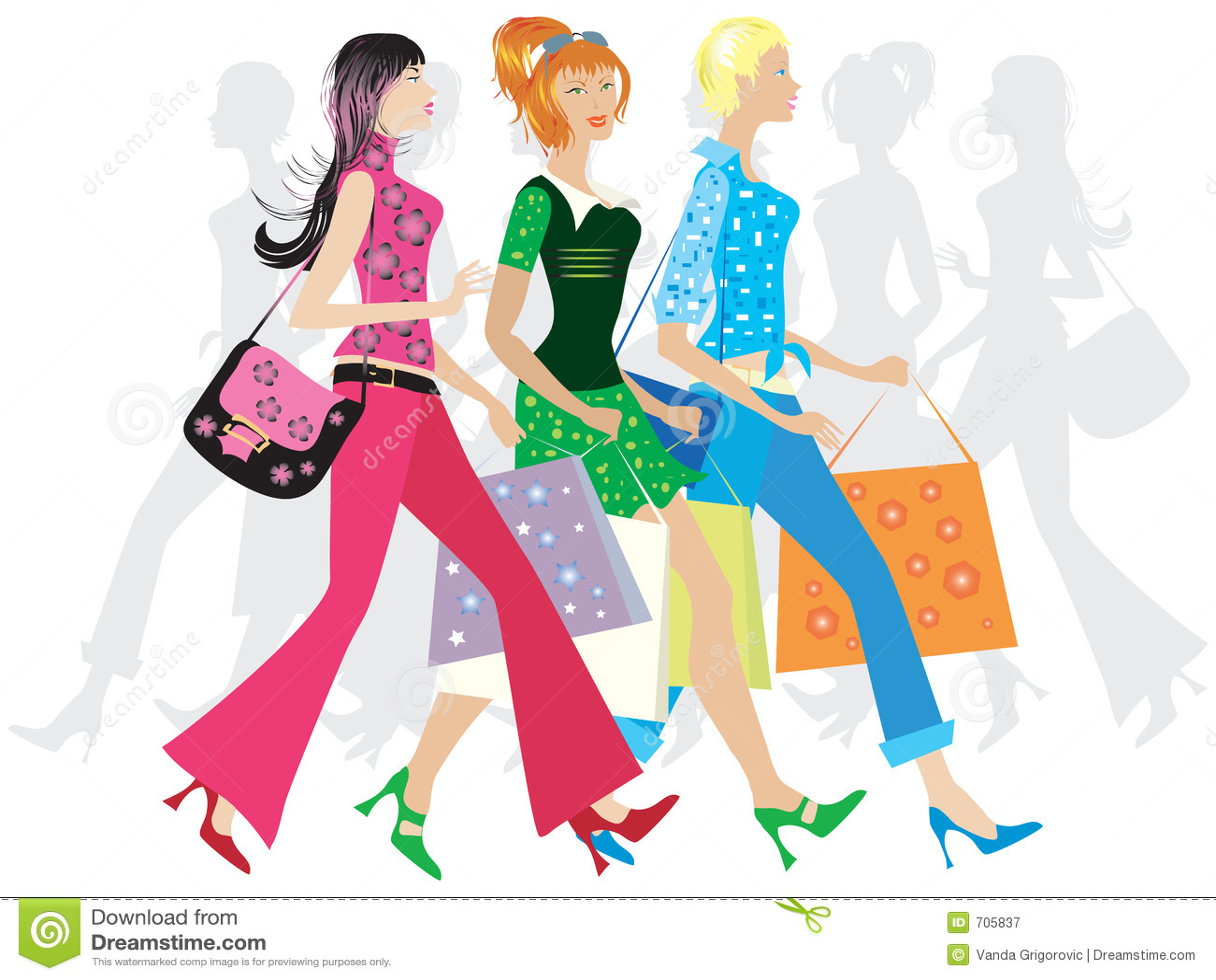 Des filles libre