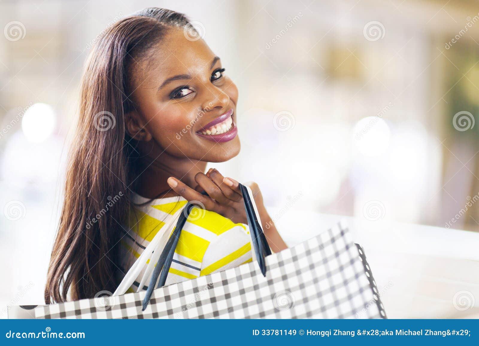 Achats africains de dame