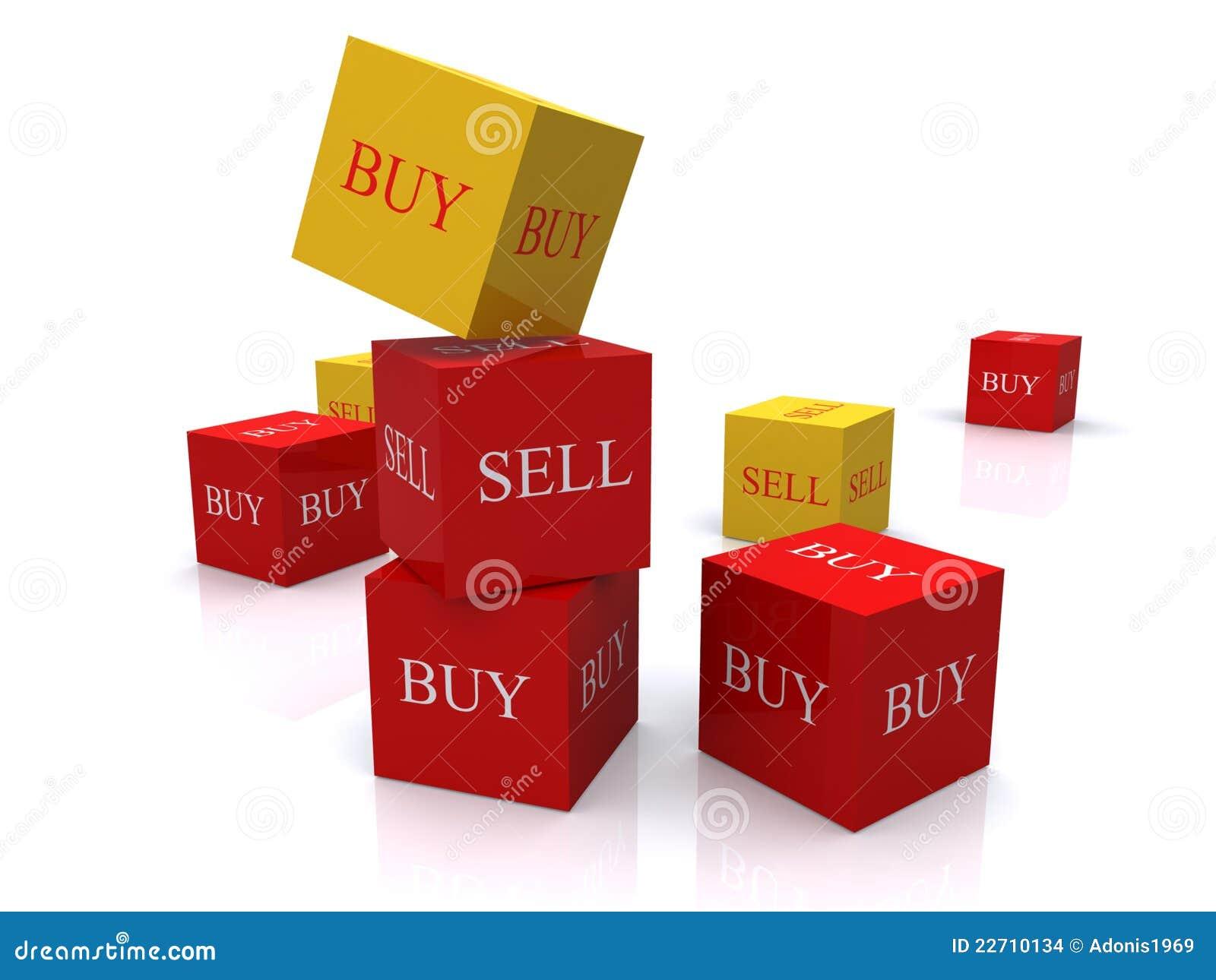 Achetez et vendez les cubes
