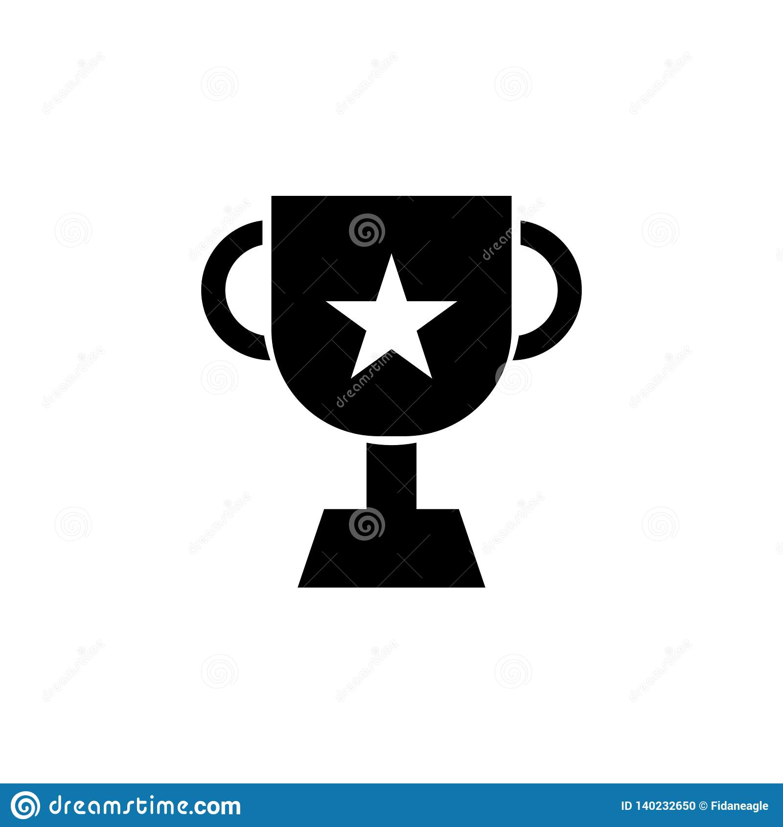 Achievement, award, prize icon. Signs and symbols can be used for web, logo, mobile app, UI, UX