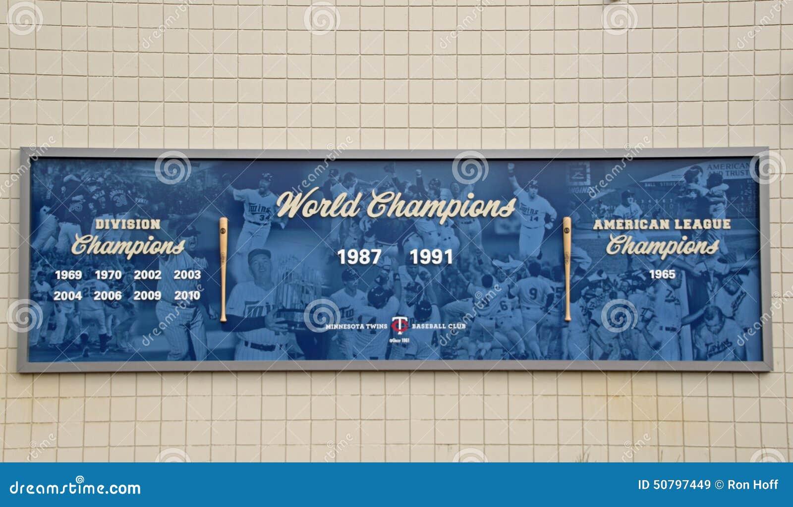 Achievements of the Minnesota Twins