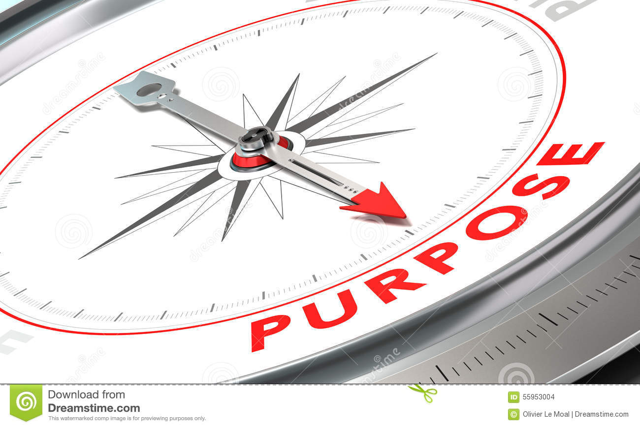purpose and aim To achieve your major goal, the first step is to write down your major definite purpose also known as definite chief aim this will require no major skill or knowledge form your part and if you were to do what is mentioned in this post, you will see most things you set out to do materialize.