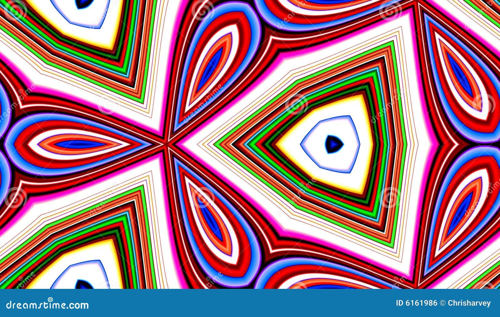 Achtergrond 28 van het Patroon van de Tegel van het Patroon van de kleur
