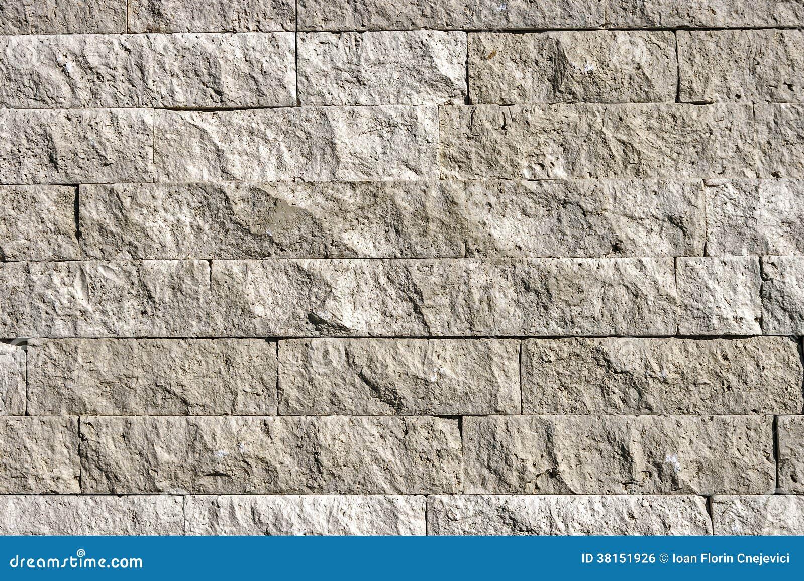 Sierstenen Muur : Achtergrond En Textuur-48 Royalty-vrije Stock ...