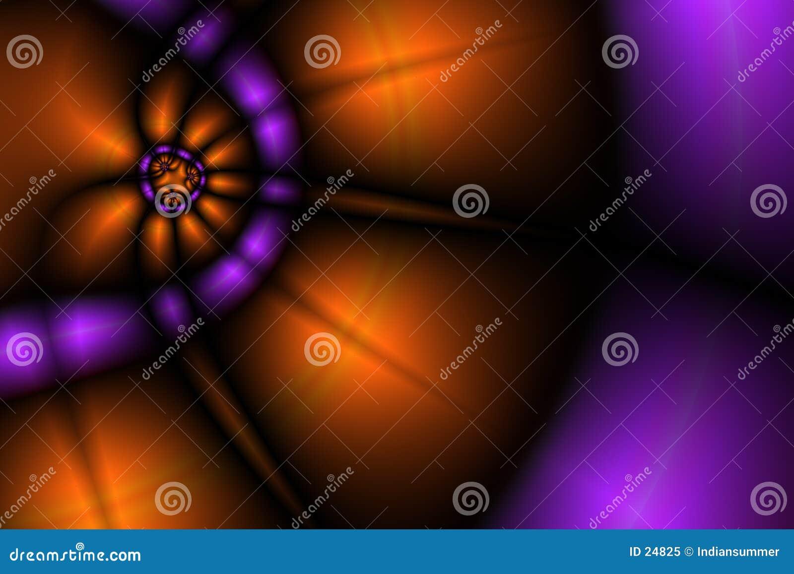 Achtergrond II van lichten