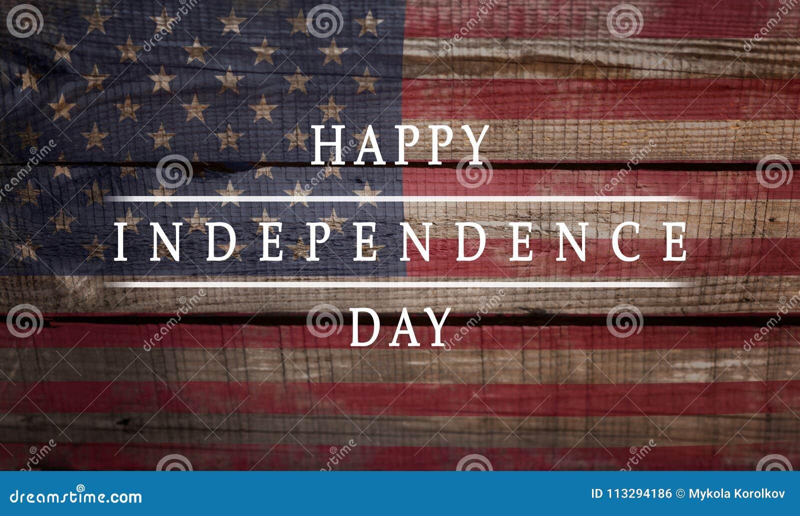 Achtergrond, kaart nationale vlag van de dag van de de Inschrijvings Gelukkige onafhankelijkheid van de Verenigde Staten van Amer