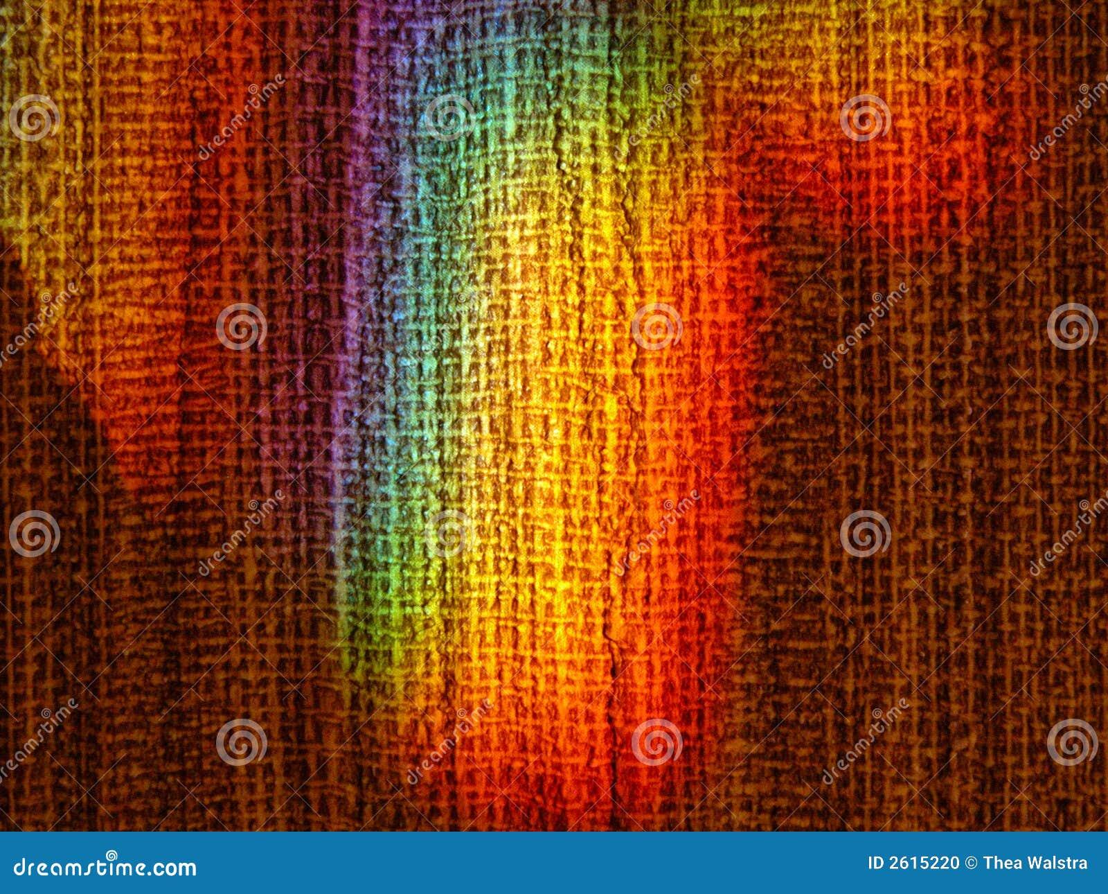 Achtergrond met een Prisma