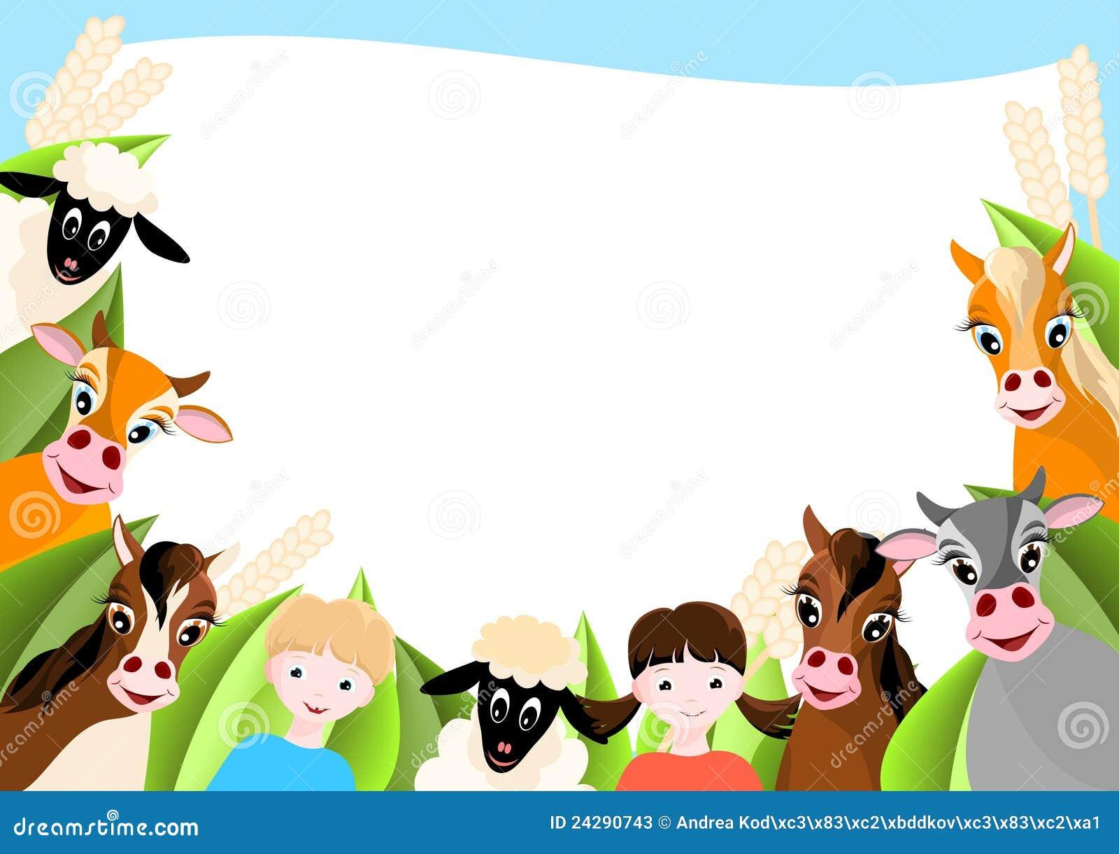 Free farm animal clipart for teachers - photo#54