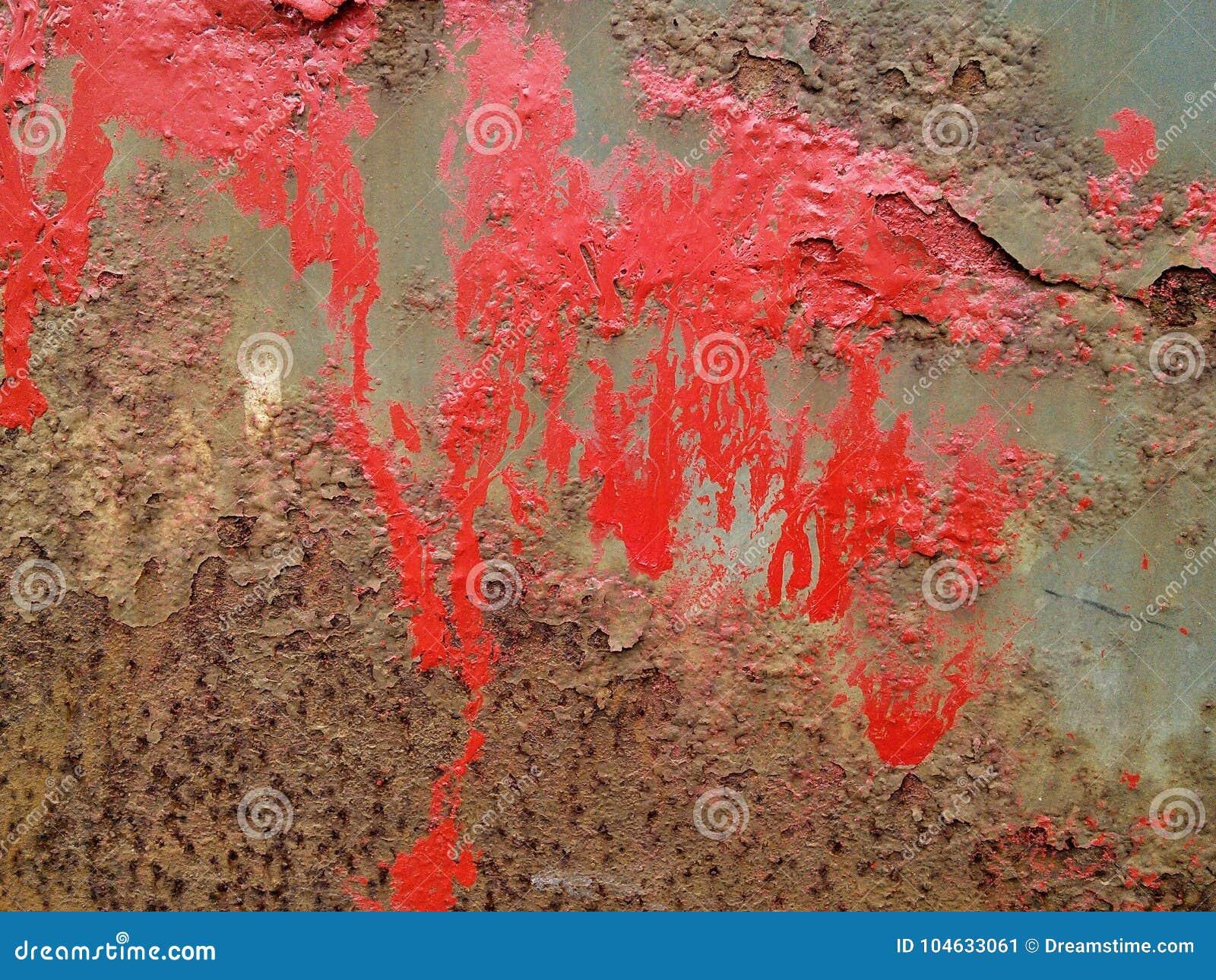 Download Achtergrond Met Structuur En Textuur Van Oude Metaalmuur Stock Afbeelding - Afbeelding bestaande uit grunge, rotsen: 104633061
