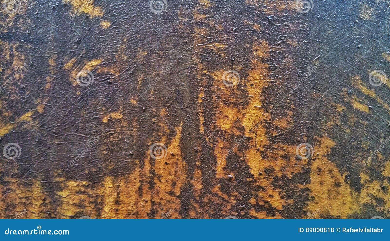 Achtergrond, metaaldetails en texturen