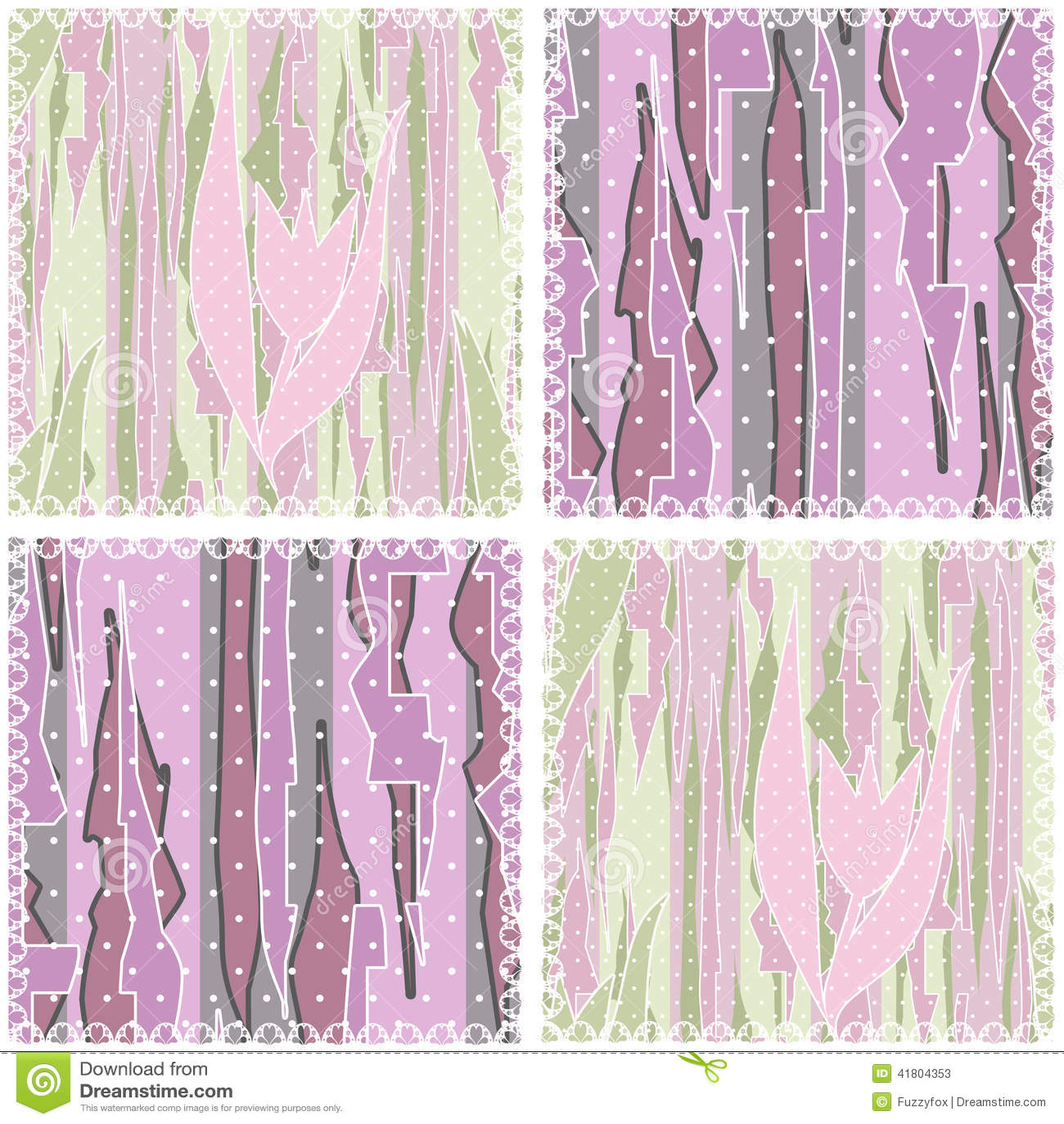 Achtergrond van het lapwerk de naadloze geometrische patroon